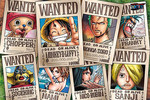 One Piece - Wanted List Jigsaw Puzzle