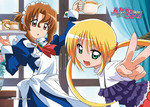 Hayate the Combat Butler - Nagi and Maria Jigsaw Puzzle