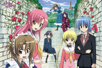 Hayate the Combat Butler - Hakuo Academy Jigsaw Puzzle