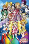 Pretty Cure - All Stars DX Jigsaw Puzzle