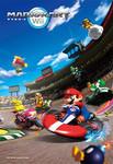 Mario Kart Wii Jigsaw Puzzle