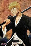 Bleach - Ichigo Kurosaki Jigsaw Puzzle