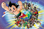 Astro Boy - And other Tezuka Characters Jigsaw Puzzle