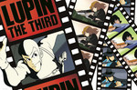 Lupin the Third Jigsaw Puzzle