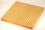 Size 10 Shin-Kaya Table Go Board Set Economy