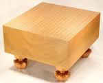 Size 60 Katsura Floor Go Board Set Excellent