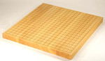 Size 10 Japanese Shikoku Kaya Table Go Board (Unique) Excellent