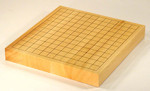 Size 13 Japanese Hyuga Kaya Table Go Board (Unique) Excellent