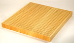 Size 13 Japanese Hyuga Kaya Table Go Board (Unique) Superior