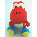Super Mario - Red Yoshi Plush (SS)