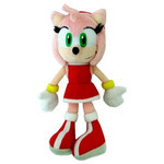 Sonic the Hedgehog - Amy Rose Plush (S)