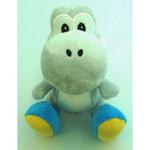 Super Mario - White Yoshi Plush (SS)