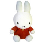Miffy Plush - Orange (M)