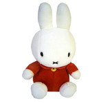 Miffy Plush - Orange (L)
