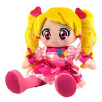 Fresh Pretty Cure! - Cure Peach Plush