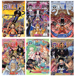ONE PIECE - Original Japanese Manga Vol 1-61 (Ongoing)