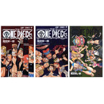 ONE PIECE - Character Book Set  (4 Volume Set)