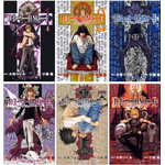 DEATH NOTE - Original Japanese Manga Vol 1-12 (Complete Set)