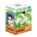Captain Tsubasa - Captain Tsubasa Complete DVD- Box (junior high school version: sequel)