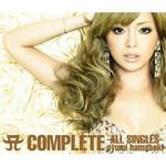 """Ayumi Hamazaki - A COMPLETE """"ALL SINGLES"""" (CD)"""