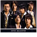 KAT-TUN - Best of KAT-TUN (Regular Edition CD)