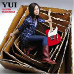 YUI - I LOVED YESTERDAY (CD)