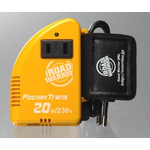Road Warrior Pocket Transoformer (20W/220-240V RW58)