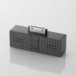 ELECOM - SOUNDBLOCK Speakers - Black (ASP-P300BK)