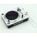 DJ SPEAKER - White (ZUM-80157)