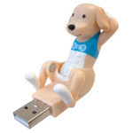 USB Situp Dog (Labrador)