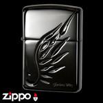 Engraved Armor Zippo - Legend  (Neo Black)