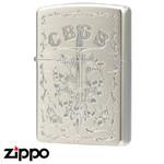 Skull Zippo - Official CBGB Zippo  (Antique)