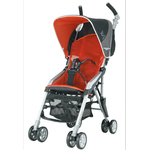 Combi Stroller - Empresso SX-350  (RM/Red Mesh)