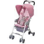 Combi Stroller - Carpatto RW-240  (DP/Dot Pink)