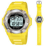 Baby-G Reef Dolphin & Whale Model 2009 BGR-3001K-9JR  (Lady's)