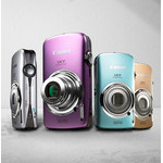 CANON PowerShot SD980 IS (Purple) / Digital IXUS 200 IS / IXY Digital 930 IS