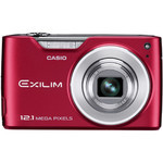 Casio EXILIM ZOOM EX-Z450  (Red)