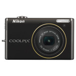 Nikon COOLPIX S640  (Calm Black)
