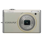 Nikon COOLPIX S640  (Campagne Silver)