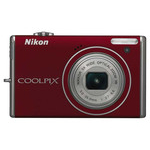 Nikon COOLPIX S640  (Velour Red)