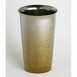 Titanium Beer Cup  (Brown)