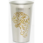 Titanium Beer Cup  (Tiger)