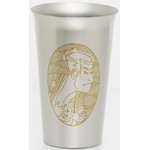 Titanium Beer Cup  (Sharaku)