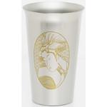Titanium Beer Cup  (Utamaro)