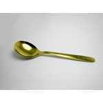 Titanium Spoon  (Gold)
