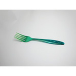 Titanium Baby Fork  (Gradation Green)