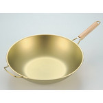 Titanium Gold Skillet  (32cm/12.6in)