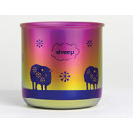 Titanium Mug Cup - Sheep  (Dawn)