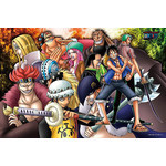 One Piece - 100,000,000 Beli Rookies 1000 Piece Jigsaw Puzzle
