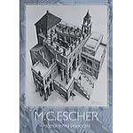 M.C. Escher - Ascending and Descending 1000 Piece Jigsaw Puzzle